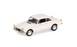 400-112620 Peugeot 404 Coupe 1:43
