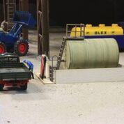 JW 17103 Tankinstallatie met pomp HO