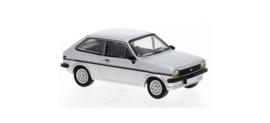 PCX 87 0239 Ford Fiesta zilver 1:87
