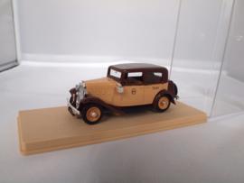 Eligor Citroen Rosalie Taxi mocca/bruin 1:43