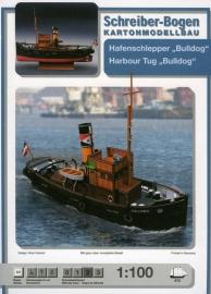 Bouwplaat SB 673   Havensleepboot