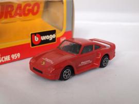 BBURAGO 4161 Porsche 959 1:43