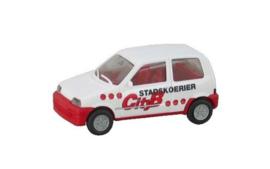 H001396 Fiat Cinquecento Stadskoerier 1:87