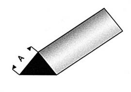 massief profiel driehoek 405-51
