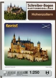 Bouwplaat SB 643   Kasteel Hohenzollern