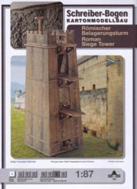 Bouwplaat SB 759 Romeinse verdedigingstoren