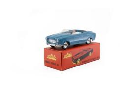 SO1001081 Peugeot 403 Cabrio, blauw 1:43