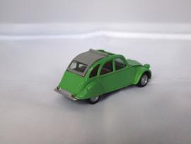 AUTO PILEN Citroen 2CV groen 1:43