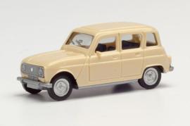 H020190-007 Renault R4 beige 1:87