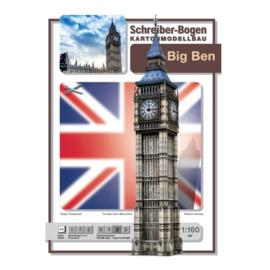 Bouwplaat SB 767 Big Ben