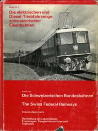 Die Schweizerischen Bundesbahnen, Erster Teil
