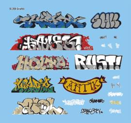 10 359 Graffiti HO 1:87