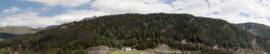 345 Zwitserland laaggebergte 1/3 HO 30 cm hoog
