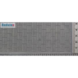Redutex straattegel grijs 043 CL 111