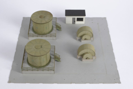 JW 17063 Ammoniakfabriek interieur HO