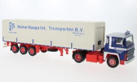 IXO 224300 Scania LBT 141 Wolter Koops 1:43