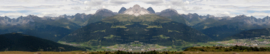 342 Zwitserland hooggebergte 2/3 HO 30 cm hoog
