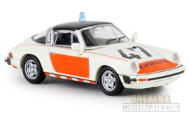 BRE 16357 Porsche 911 G Targa Rijkspolitie 47TD 1:87