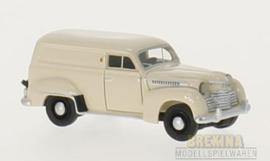 BOS 87 140 Opel Olympia bestelwagen 1:87