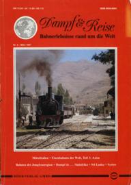 Dampf & Reise, Nr. 3 Marz 1987