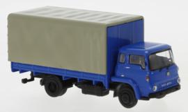 BRE 35901 Bedford TK PP blauw/zwart 1:87