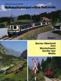 Schmalspurparadies Schweiz, band 1