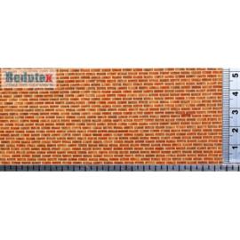 Redutex baksteen rood gemeleerd 043 LD 122