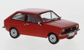 PCX 87 0237 Ford Fiesta rood 1:87