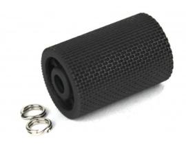 85000054 Graveer roller 2 x 1 mm, breed 35 mm