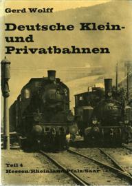 Deutsche Klein- und Privatbahnen, Teil 4