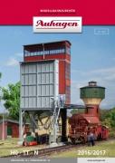 Auhagen catalogus nr. 14 2016/2017