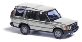 BA 51932 Land Rover zilver 1:87