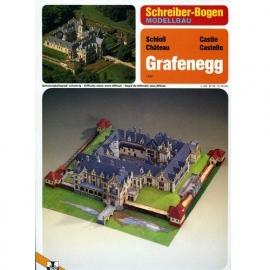 Bouwplaat SB 72429   Kasteelcomplex Grafenegg
