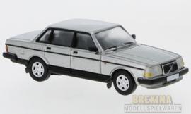 PCX 87 0118 Volvo 240 zilver 1:87