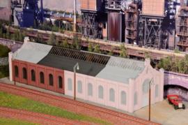 JW 17021 Verlenging fabriekshal Muhleim HO