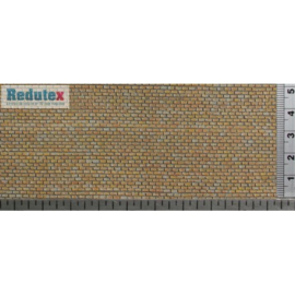Redutex baksteen oranje/grijs mix 087 BL 122