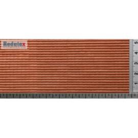Redutex dakvorsten donker rood 087 RT 113