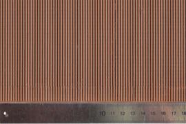 Redutex dakpan rood smal 087 TT 112
