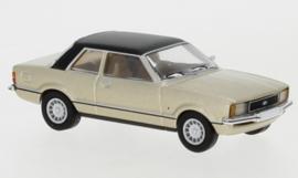 PCX 87 0004 Ford Taunus TC2 metallic beige/zwart 1:87