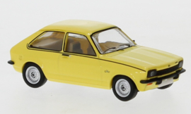 PCX 87 0240 Opel Kadett C City geel 1:87
