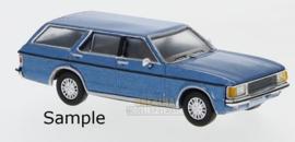 PCX 87 0035 Ford Granada Turnier blauw 1:87