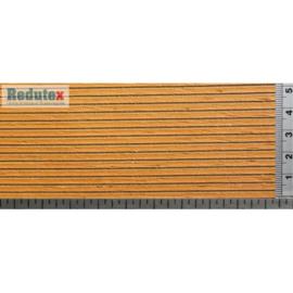 Redutex planken bruin 043 LM 112