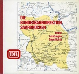 Die Bundesbahndirektion Saarbrucken