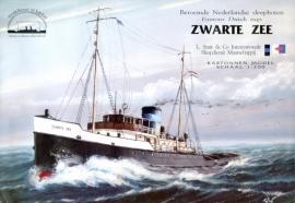 Bouwplaat WM 46   Sleepboot