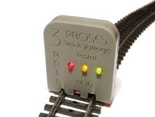 PVT 002 spanningstester voor 3-rail