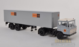 BRE 85264 DAF FT 2600 Koffer-SZ van Gend & Loos 1:87