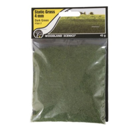 4 mm Static Grass Dark green FS 617