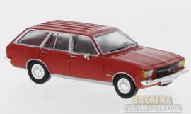 PCX 87 0020 Opel Rekord D rood 1:87