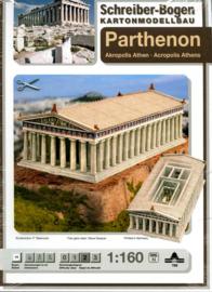 Bouwplaat SB 789 Parthenon (Akropolis Athene)