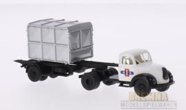 BRE 42256 Magirus Mercur Container-SZ NS 1:87